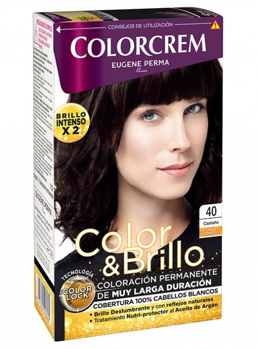 tinto 40 castaño coloracion permanente