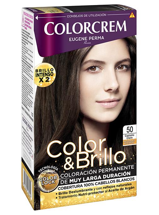 tinte tono 50 castaño claro coloracion permanente