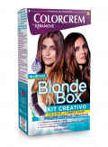 blonde box kit creativo