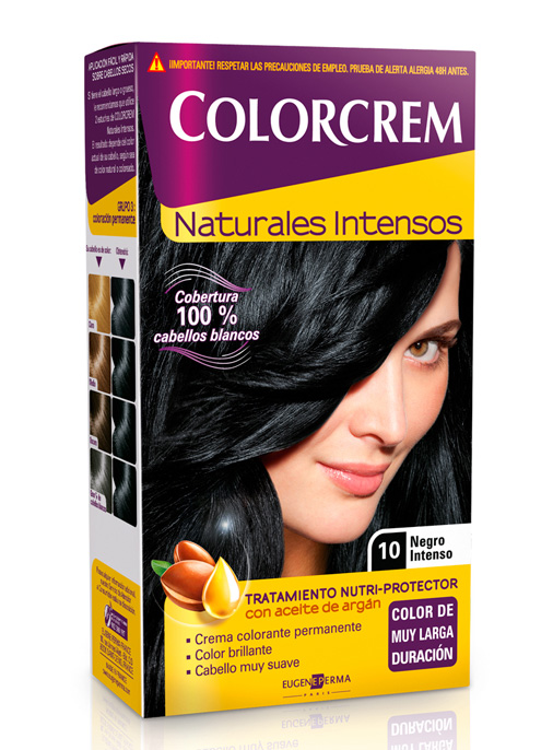 colorcrem 10 negro intenso