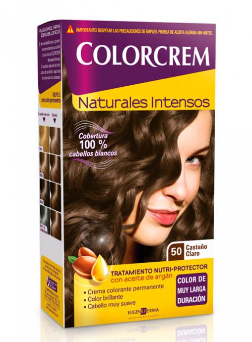 colorcrem 50 castaño claro