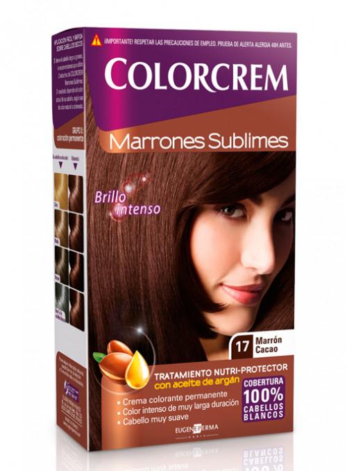 colorcrem 17 marron cacao