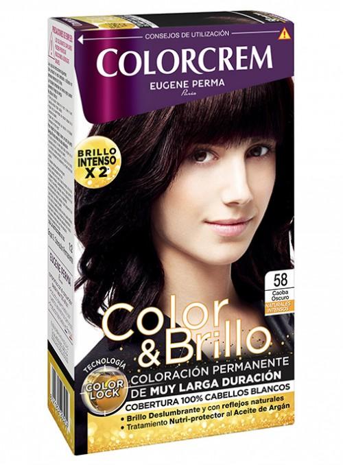 tinte caoba oscuro tono 58