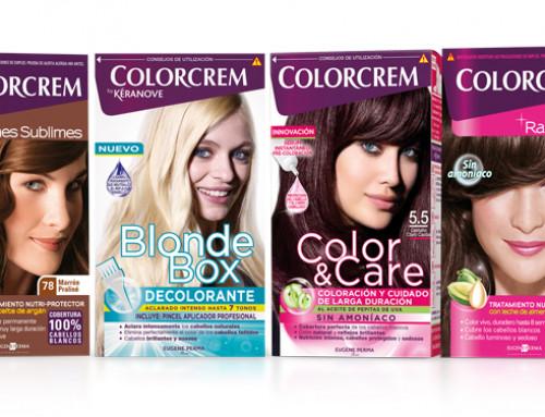 Como teñir el cabello después de una decoloración?